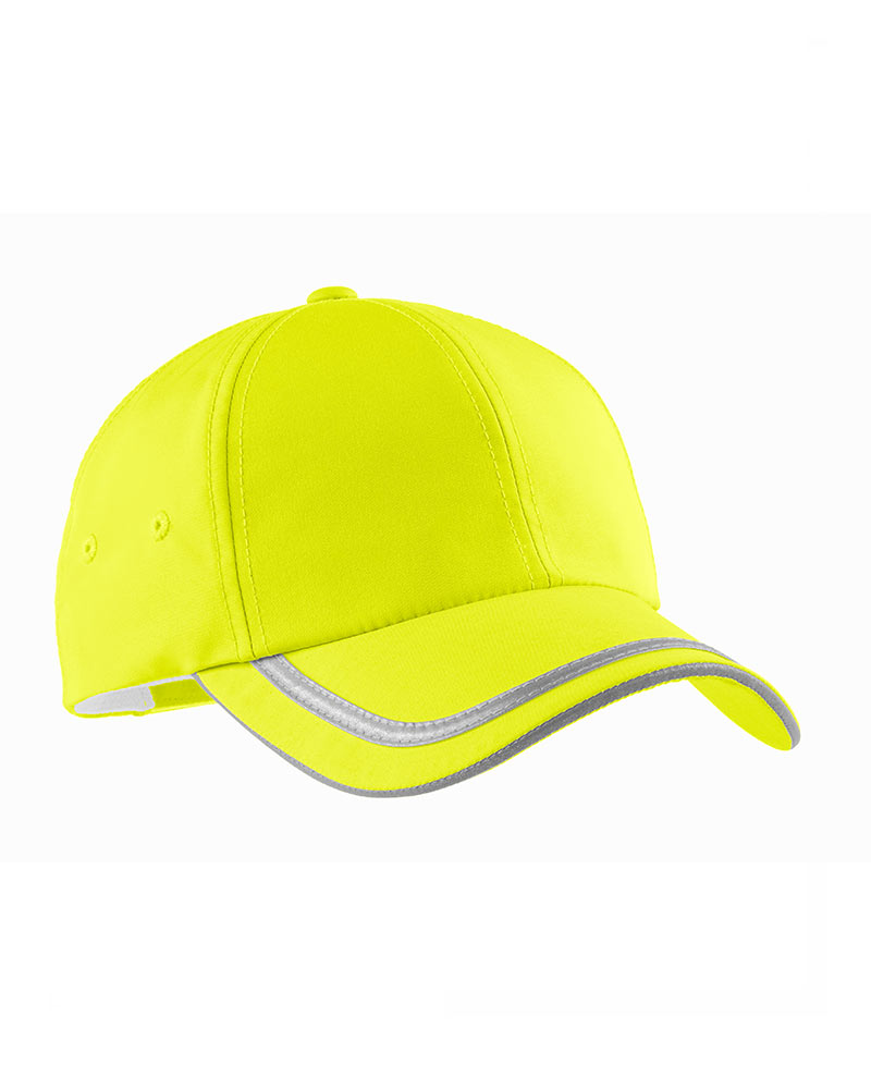 Port Authority Embroidered Safety Cap