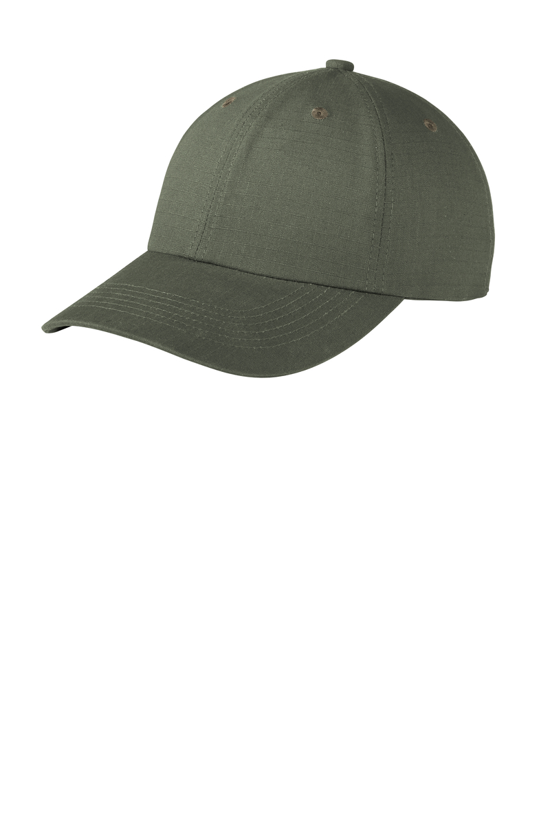 Port Authority Embroidered Ripstop Cap
