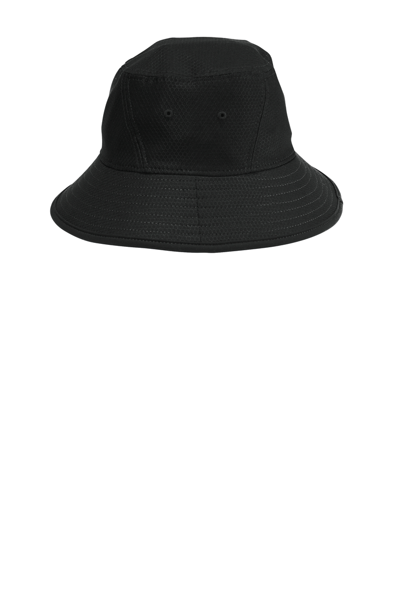 New Era Embroidered Hex Era Bucket Hat