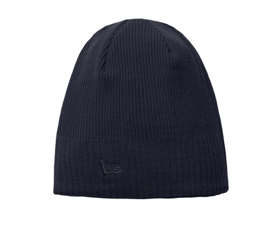New Era Embroidered Knit Beanie