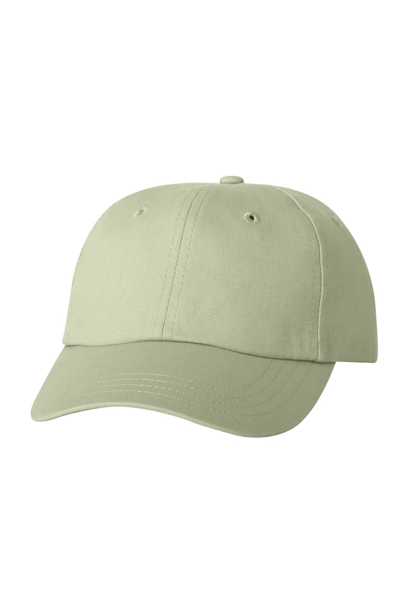 Sportsman Brushed Cotton Twill Cap