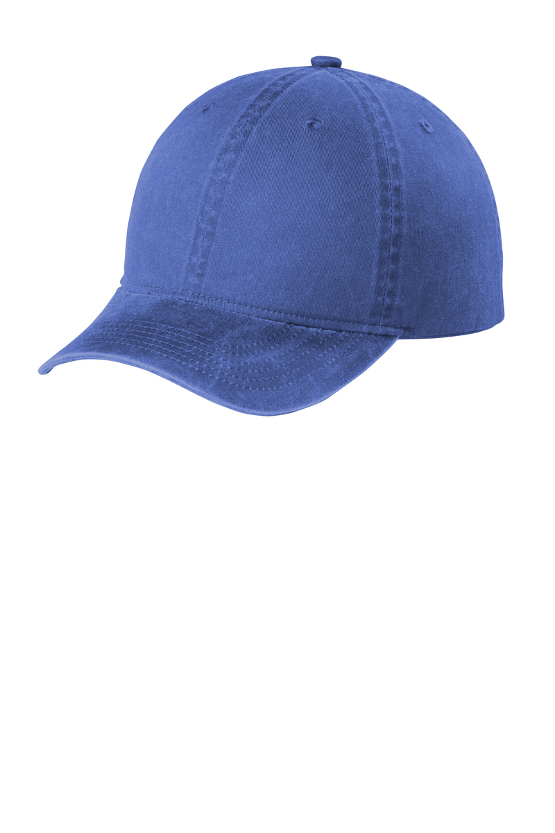 Port Authority Embroidered Beach Wash Cap