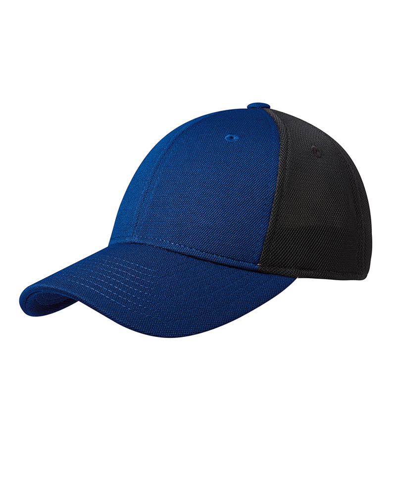 Port Authority  Embroidered Pique Mesh Performance Cap