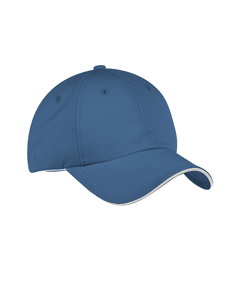 Port Authority  Embroidered Signature Dry Zone Performance Cap