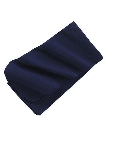 Port Authority  Embroidered Extra Long Fleece Scarf