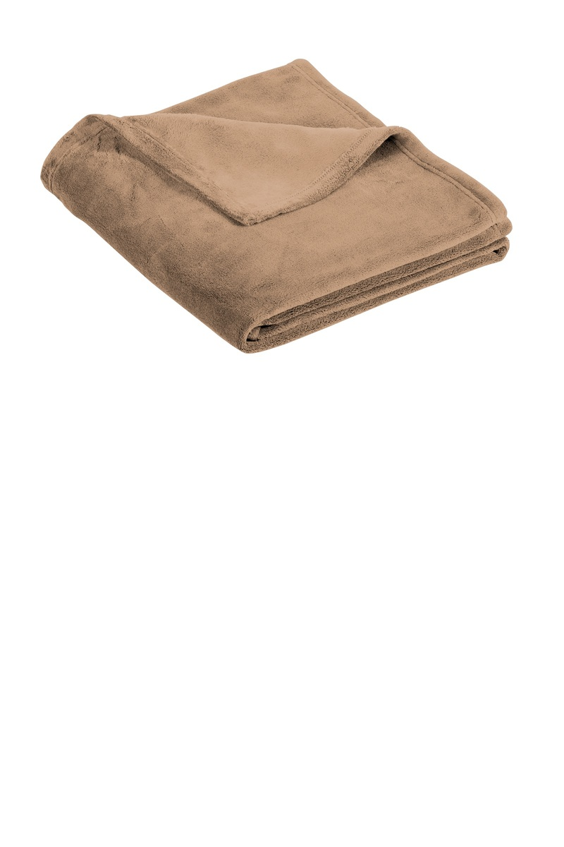 Port Authority Embroidered Ultra Plush Blanket