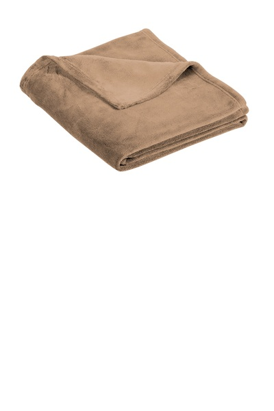 9bc4d1592bd Port Authority Embroidered Ultra Plush Blanket